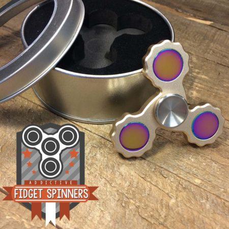 EDC Gizmo Tri Bar Fidget Spinner