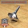 EDC Strato Faceted Metal Top (Aluminium)labeled