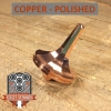EDC Strato Faceted Metal Top (Copper)labeled